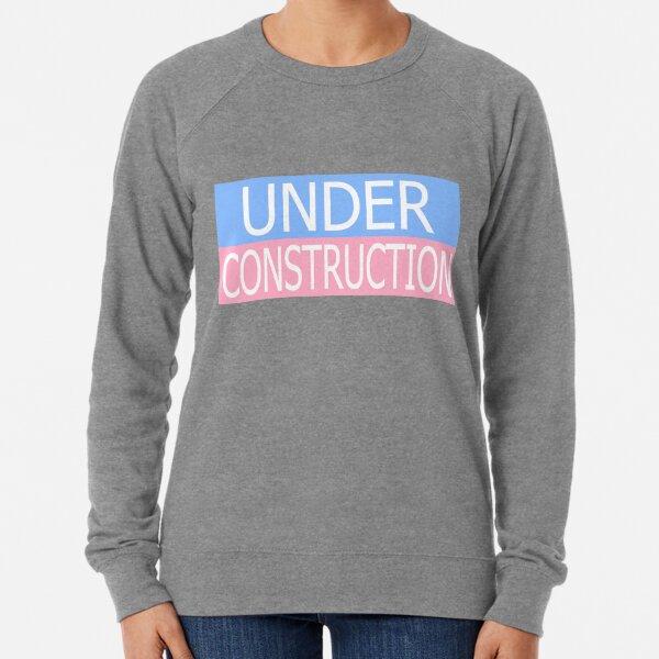 Under Construction Lightweight Sweatshirt
