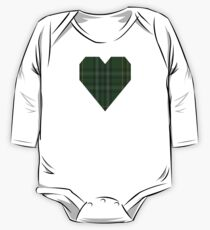 00362 Wexford County (District) Tartan  One Piece - Long Sleeve