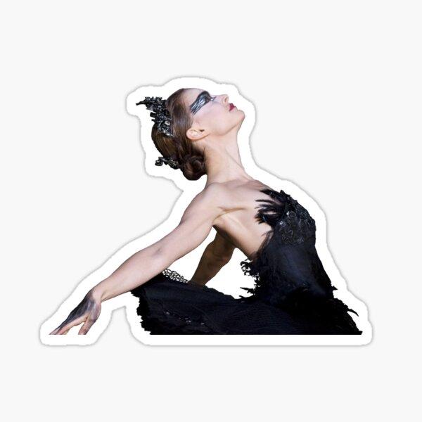 Black Swan Natalie Portman Sticker