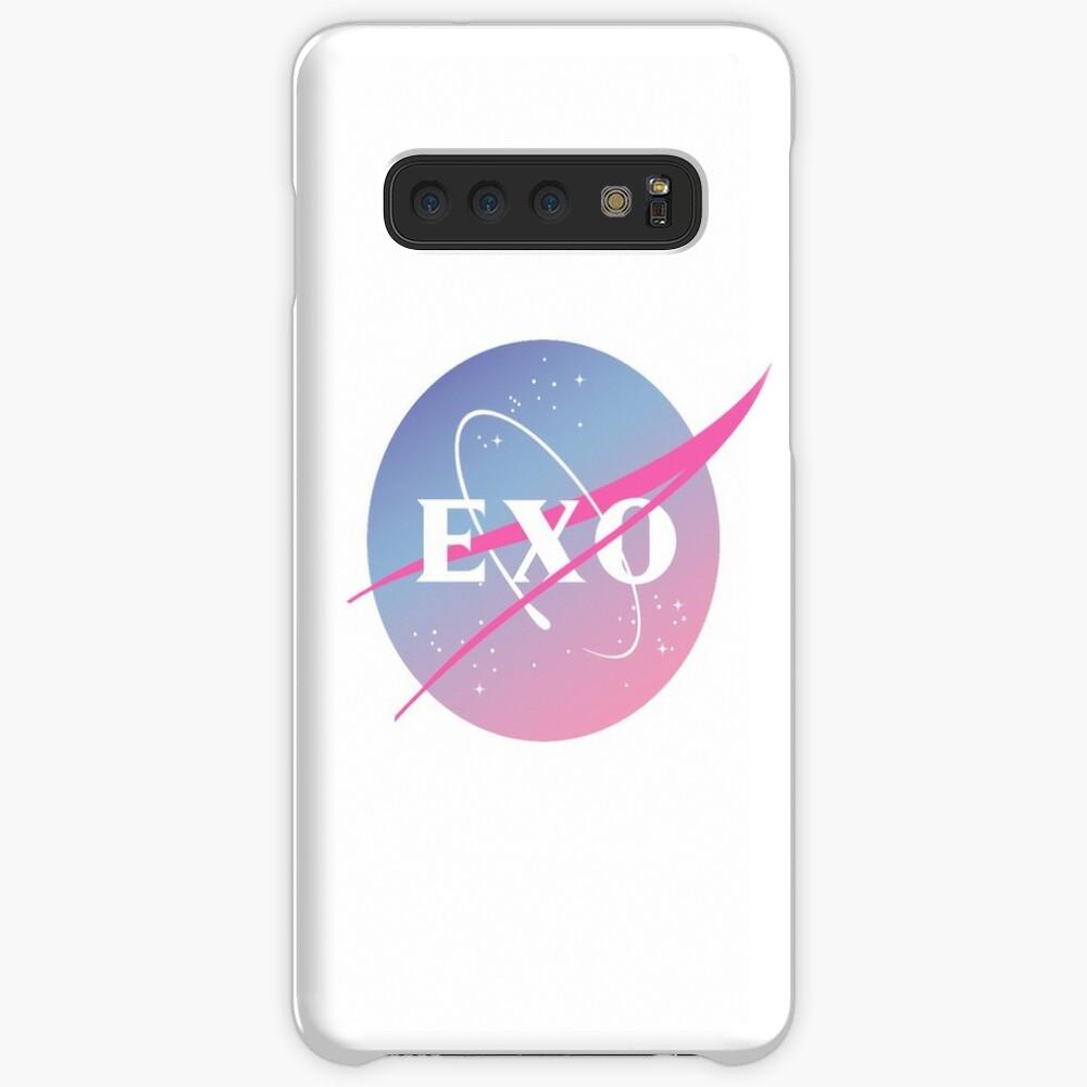 Exo nasa inspired logo Funda y vinilo para Samsung Galaxy