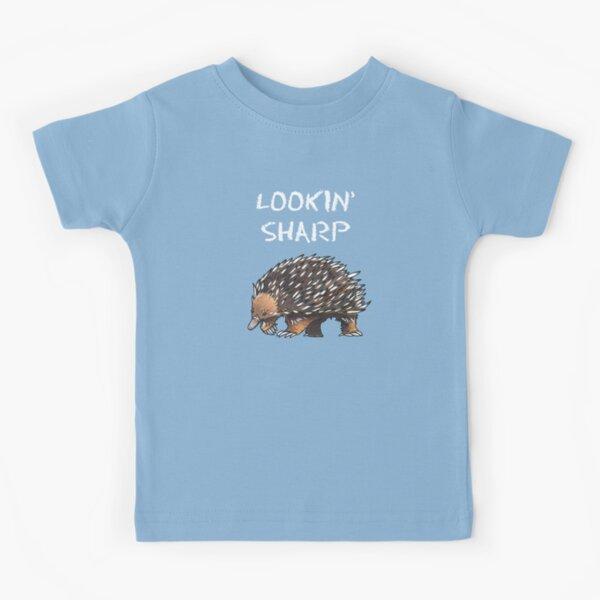 Echidna - Animal series Kids T-Shirt