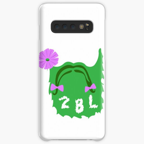 2BL Logo - White Samsung Galaxy Snap Case