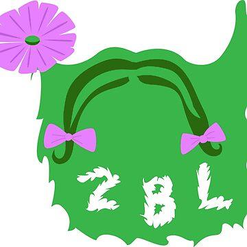 2BL Logo - White by TwoBL