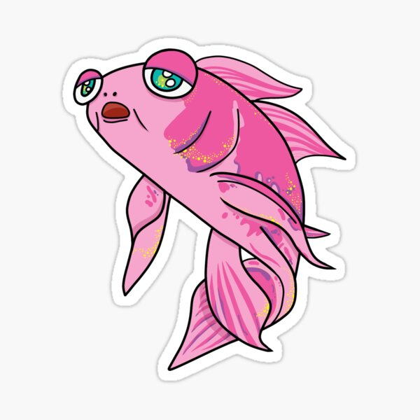 Koi Sticker