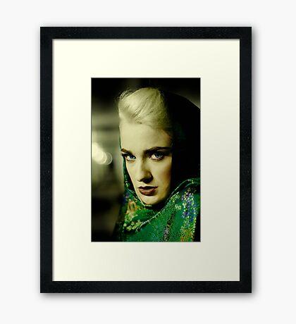 Classic Cinema Framed Print