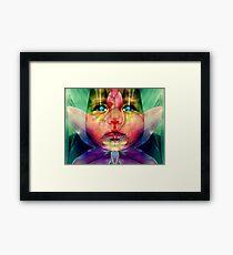 Exuberant Synaptogenesis Framed Print