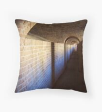 Fort Barrancas Throw Pillow