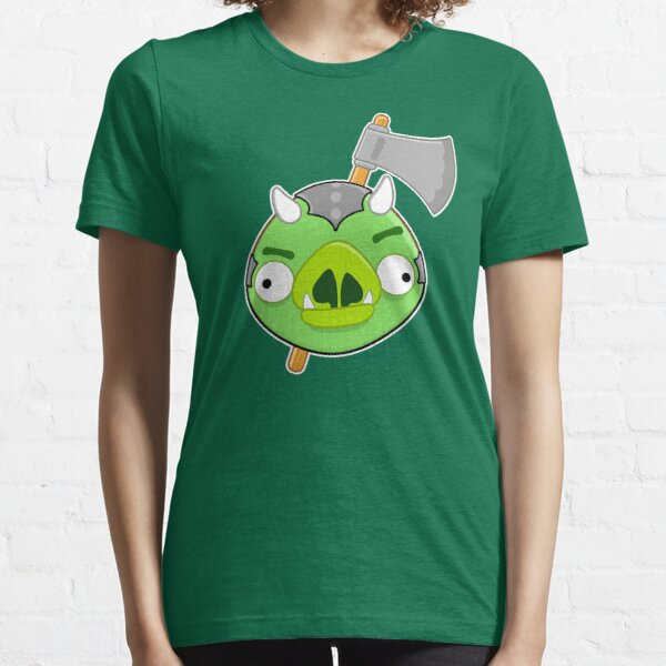 Angry Birds Vs. Gamorreans Essential T-Shirt