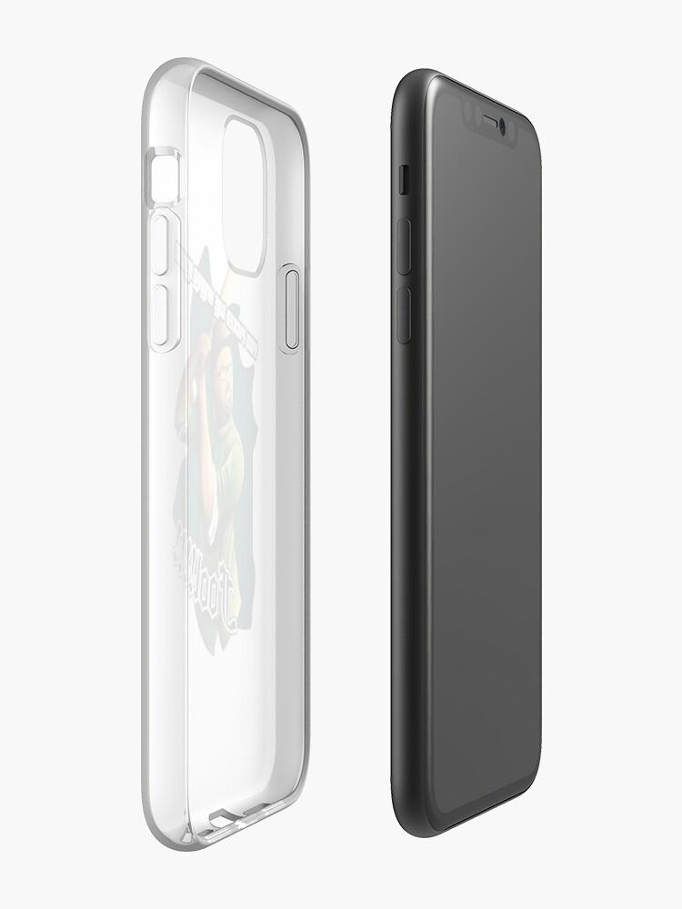 """Big Smoke FOOL"" iPhone-Hülle & Cover von Koyote390"