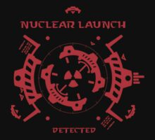 Nuclear Launch Detected