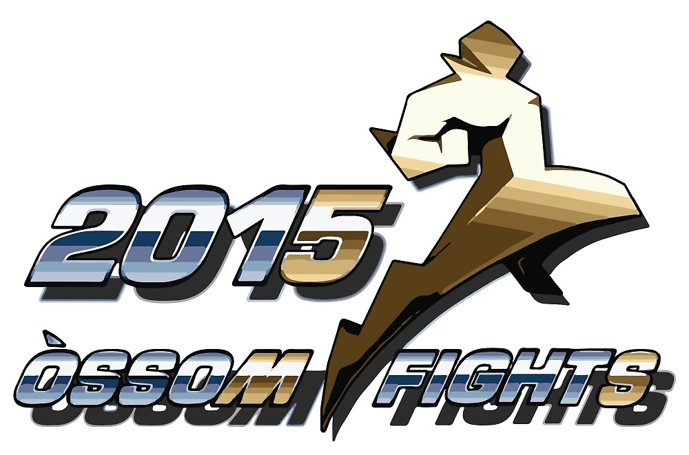 Òssom Fights 2015 by Surrealista
