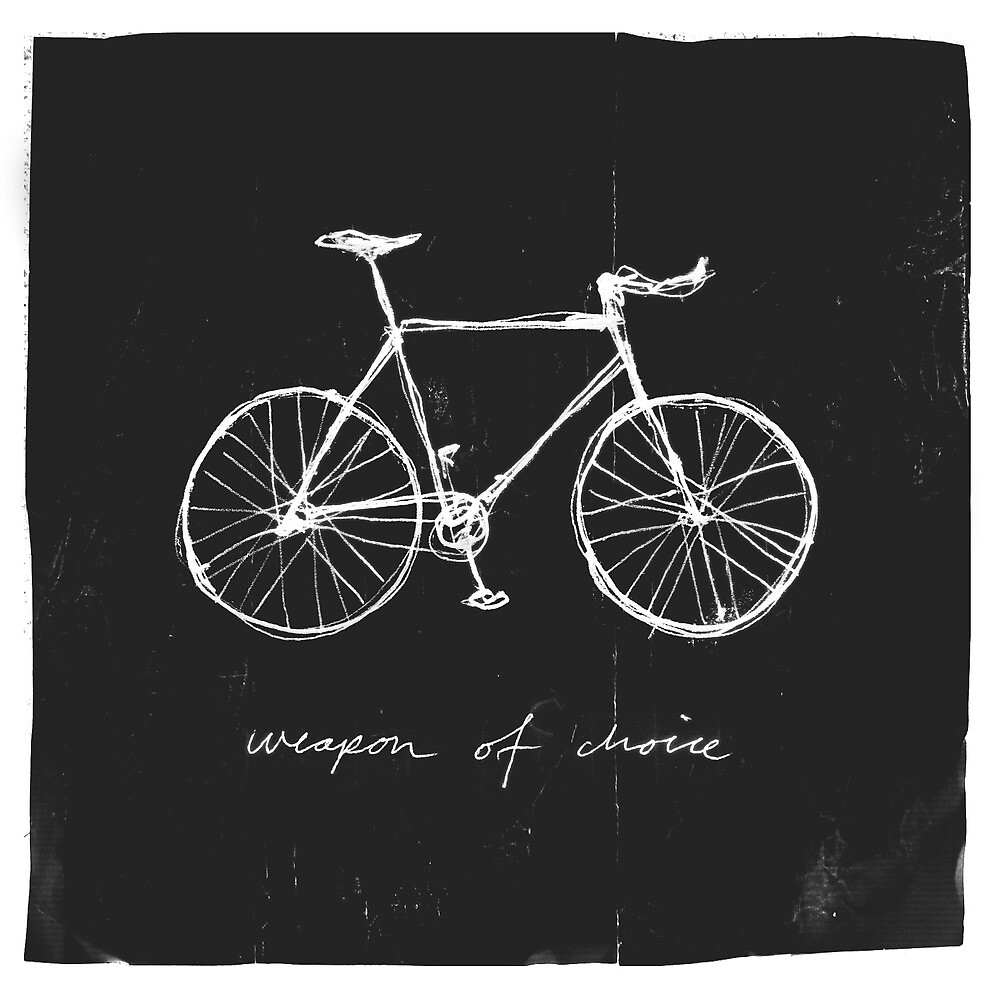 weapon of choice by Steve Leadbeater