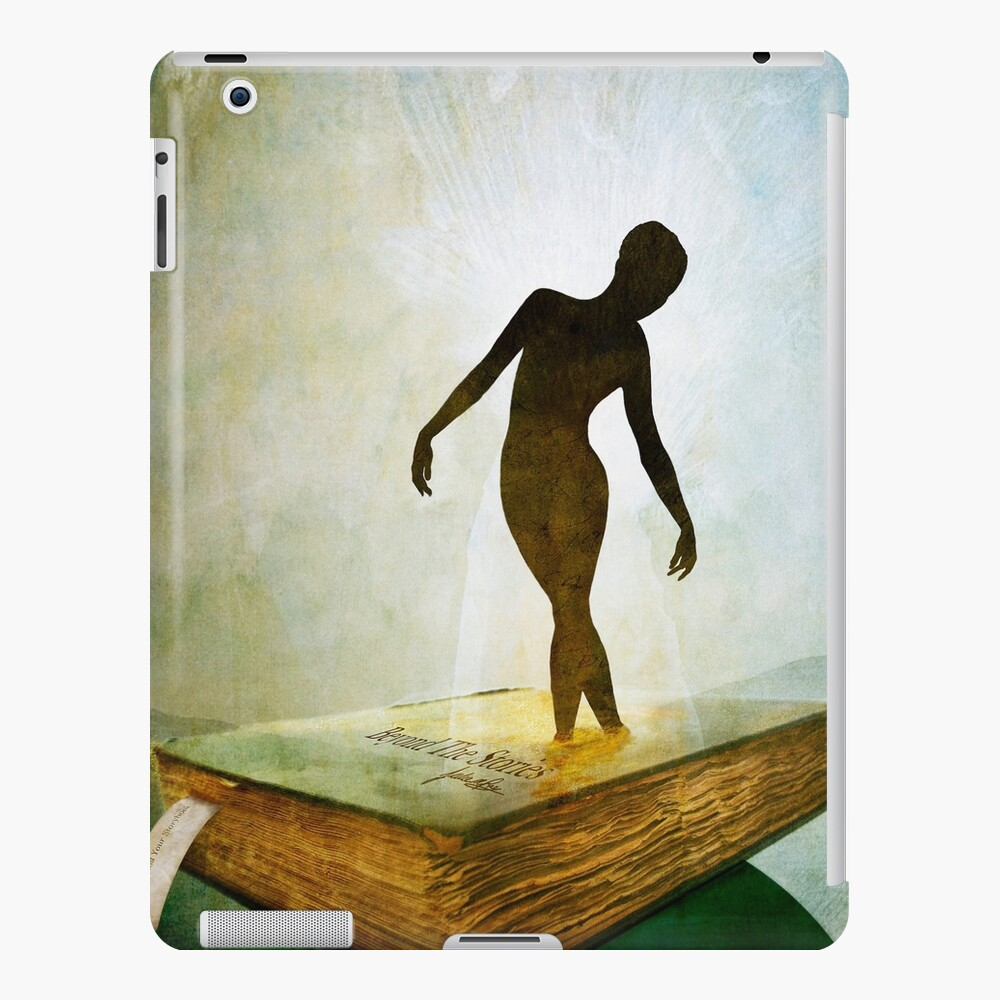 Beyond The Stories iPad Case & Skin