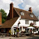 Traditional old British Pub by Richard Majlinder