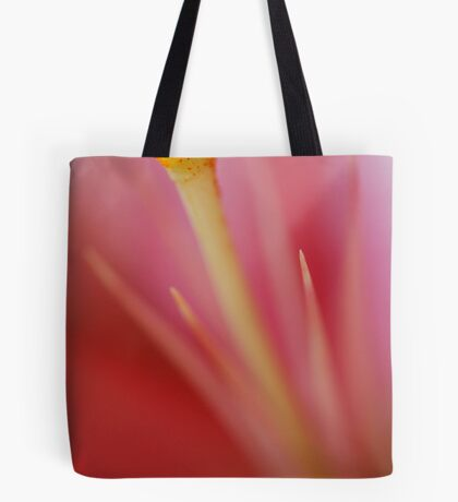 Stamen in Pink  Tote Bag
