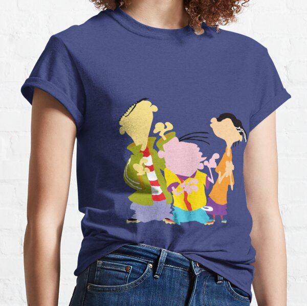 Ed, Edd, N Eddy Classic T-Shirt