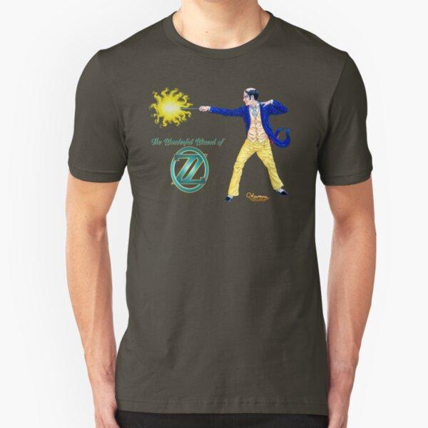 The Wonderful Wizard of Oz by Kevenn T. Smith Slim Fit T-Shirt