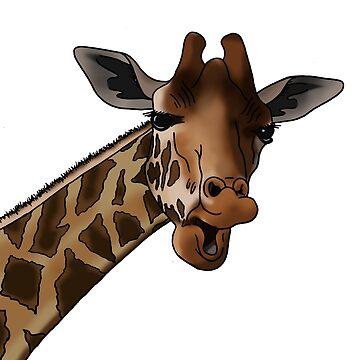 Giraffe by Kel2
