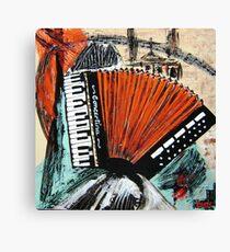 Concertina (1 print sold) Canvas Print