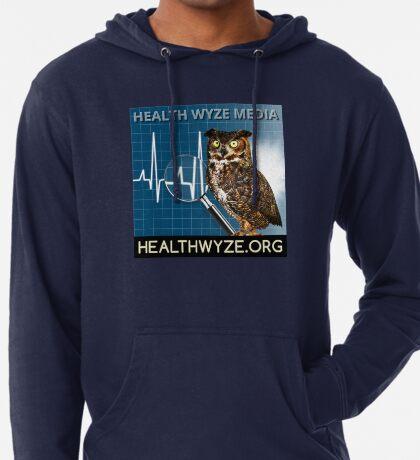 Health Wyze Media Lightweight Hoodie