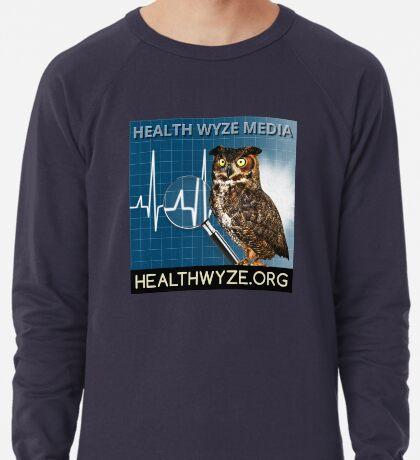Health Wyze Media Lightweight Sweatshirt