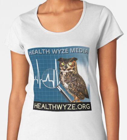 Health Wyze Media Premium Scoop T-Shirt