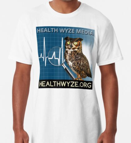 Health Wyze Media Long T-Shirt