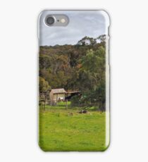 Country homestead iPhone Case/Skin