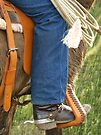 Rope & Rowl - Cowboy #2 Western Culture Lives On by WesternArt