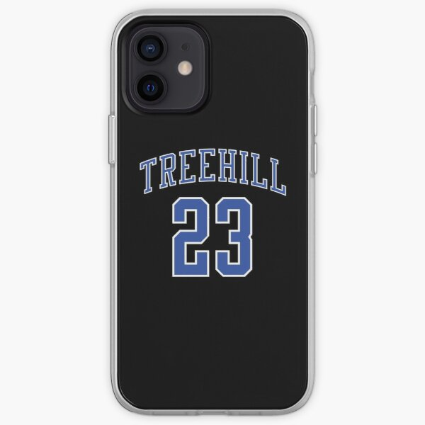 Nathan Scott Basketball Singlet (One Tree Hill) iPhone Soft Case