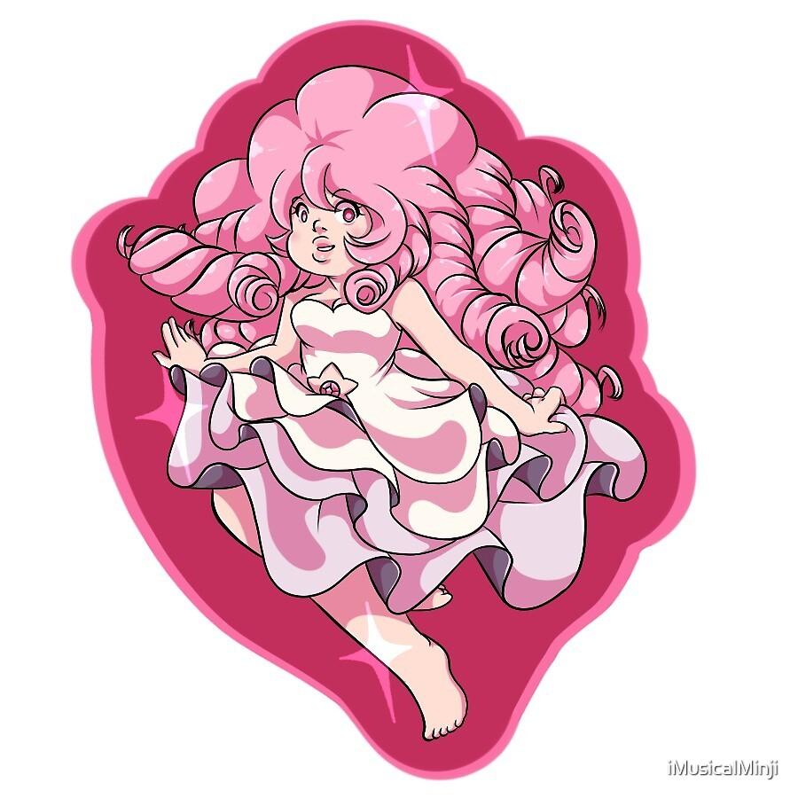 Cutie Rose  by iMusicalMinji