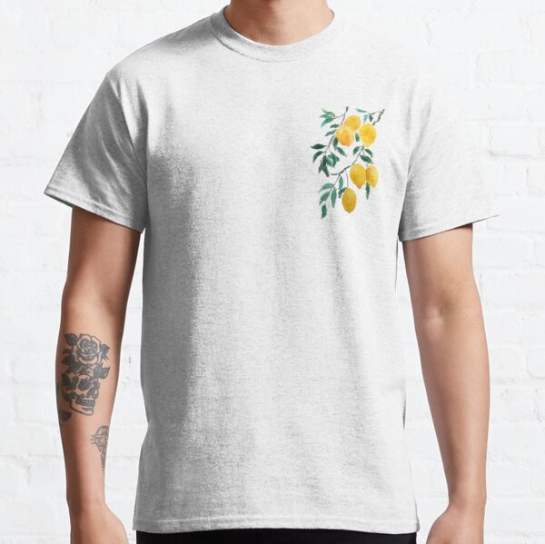 yellow lemon 2018 Classic T-Shirt