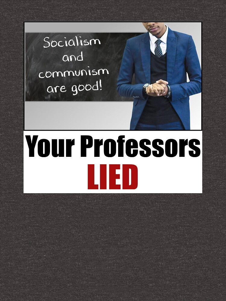 Your Professors Lied About Socialism by HealthWyze