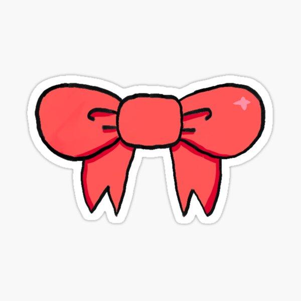 bow Sticker