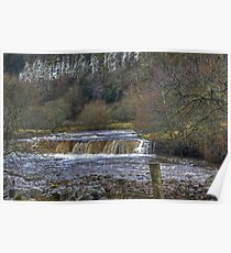 Wainwath Force,Swaledale Poster