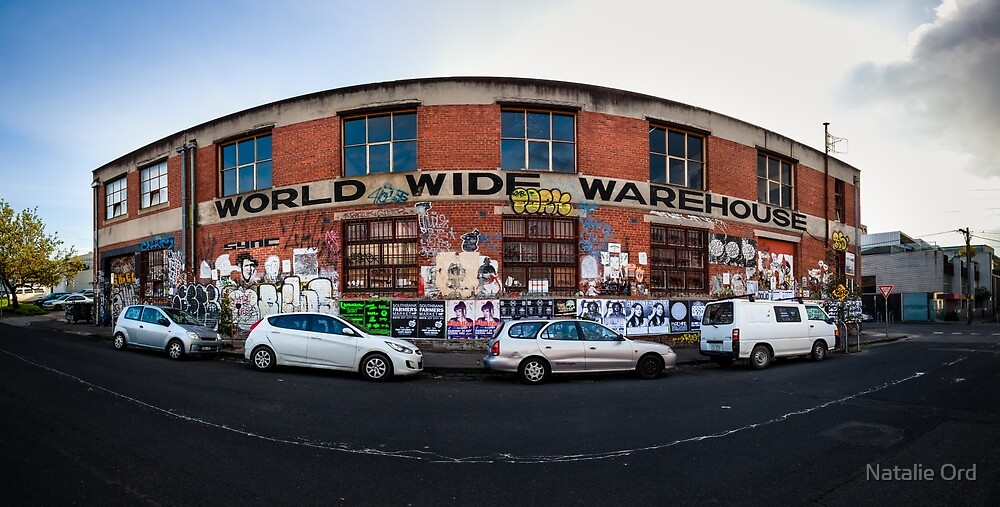 World Wide Warehouse by Natalie Ord