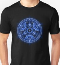 Camiseta unisex Círculo de transmutación humana