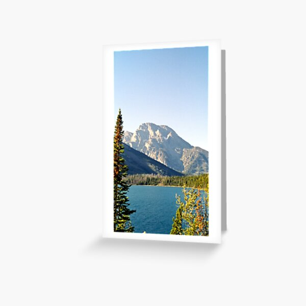 Alpine Greeting Card