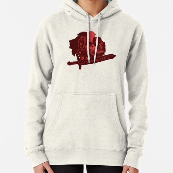 The Commander Pullover Hoodie