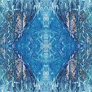 Crystalline Blue 4 by Richard Maier