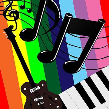 Musical Matrix by zoelau