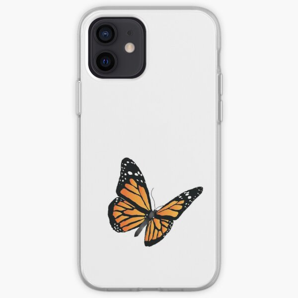 Monarch Butterfly iPhone Soft Case