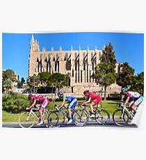 Mallorca Challenge 2011 Cycle Race Poster