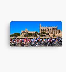 Mallorca Challenge 2011 Cycle Race II Canvas Print