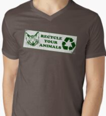 Recycle your Animals - Fight Club T-Shirt