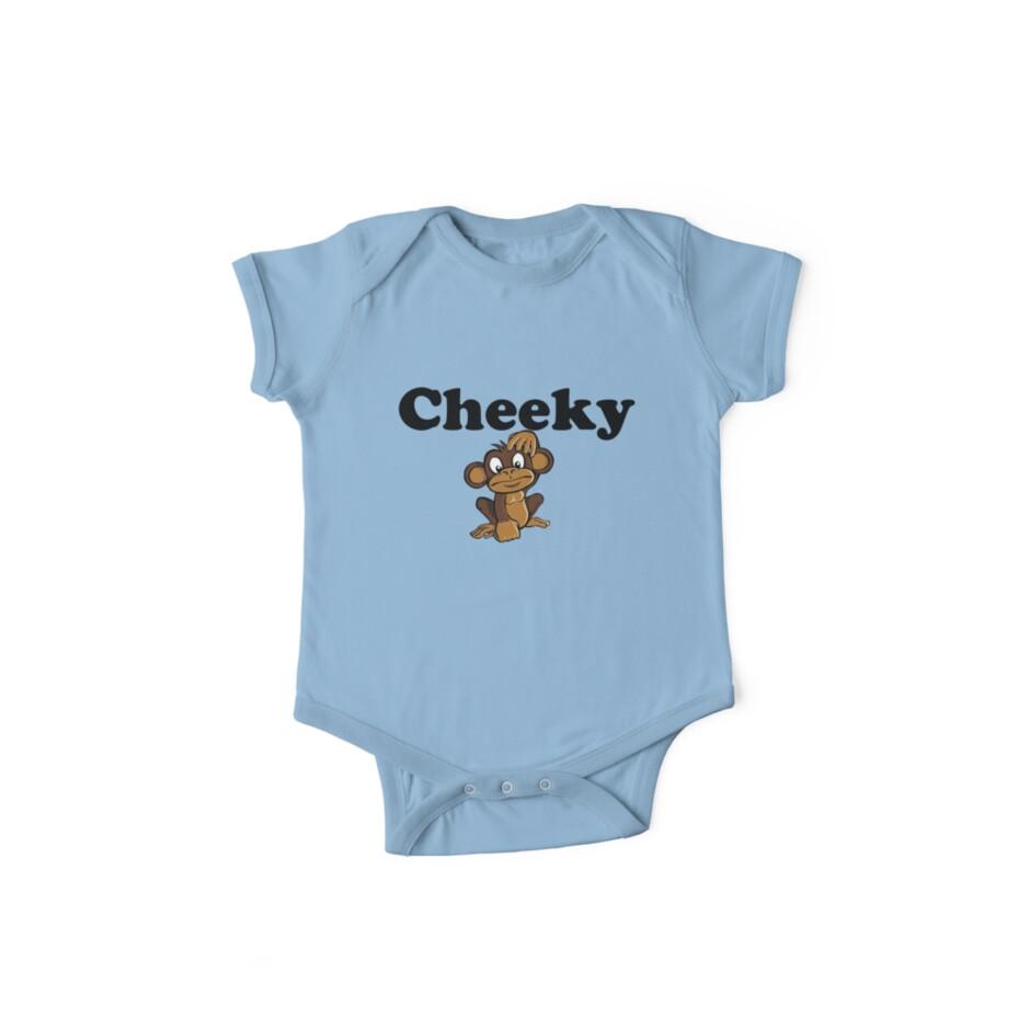 Cheeky Monkey by brzt