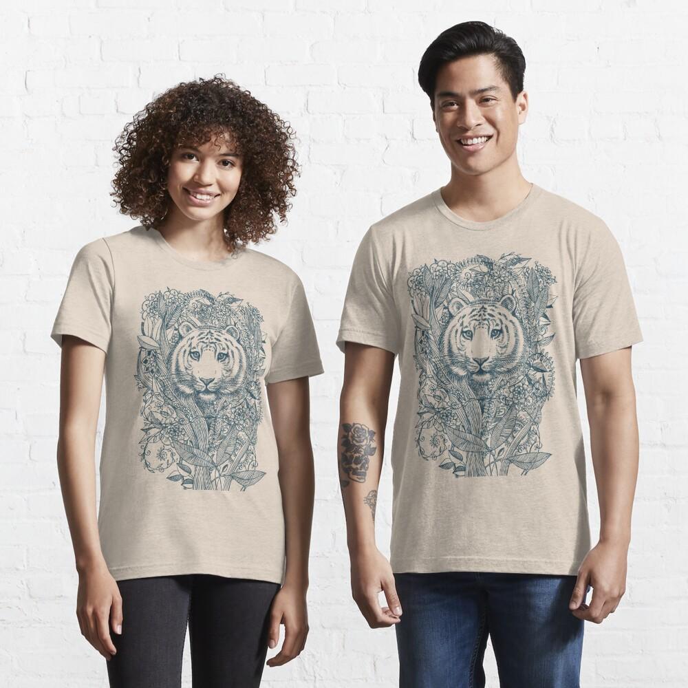 Tiger Tangle Essential T-Shirt