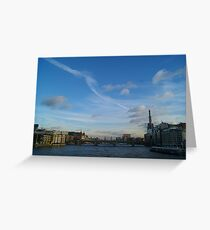 Thames Greeting Card