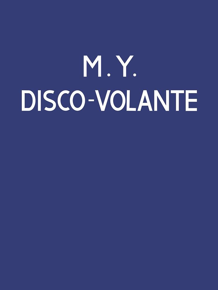 Disco Volante by Pilots-Notes
