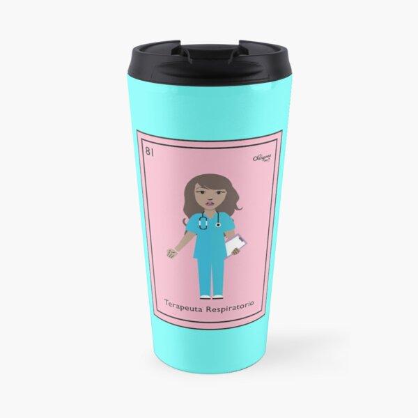 Terapeuta Respiratorio Travel Mug